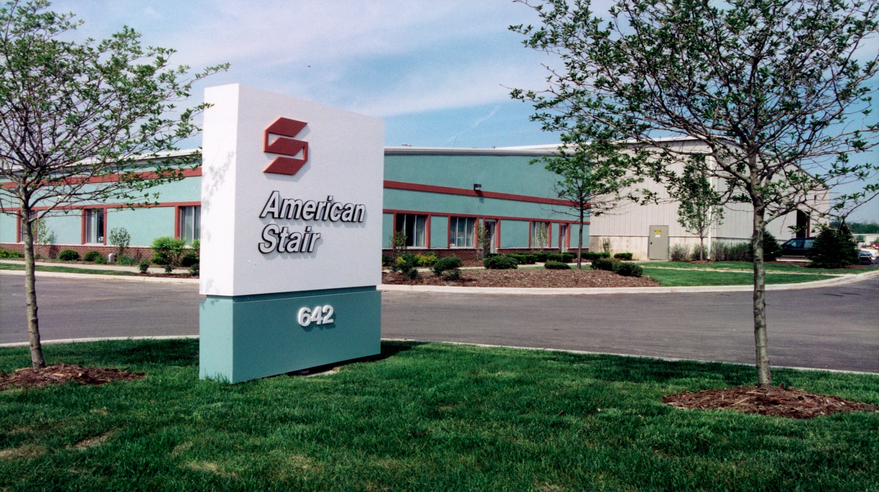 American Stair Is Quickly Renovating Its Newest 100,000 Sq. Ft. Building  And Soon Will Be Front And Center On Calumet Avenue In Hammond, Indiana.
