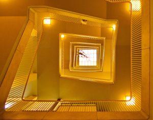Seussian Stairwell